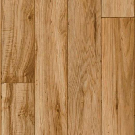 Armstrong Stratamax - Distressed Hickory 12 Natural Vinyl Flooring
