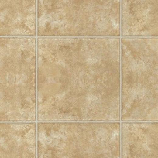 Armstrong Successor - Limestone 6 Camel Vinyl Flooring