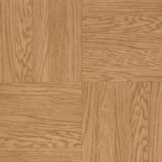 Armstrong Units - Dry Back Parkson Light Oak Vinyl Flooring
