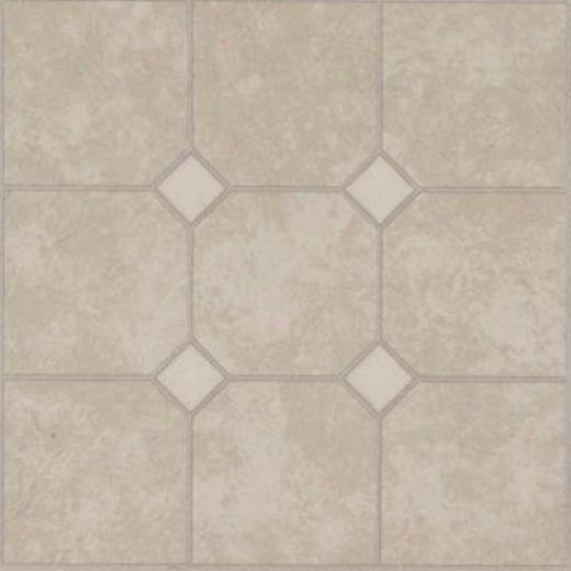 Armstrong Units - Dry Back Rockport Marble Sand Vinyl Flooring