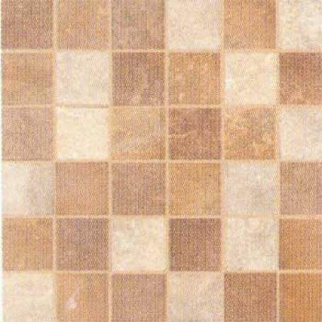 Ascot Nature Mosaic Nut/beige/white Mix - Light Tile & Stone