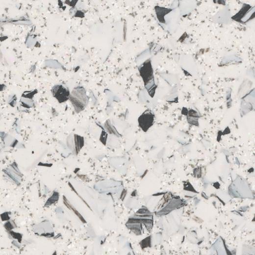 Azrock Cortinastone Black Vinyl Flooring