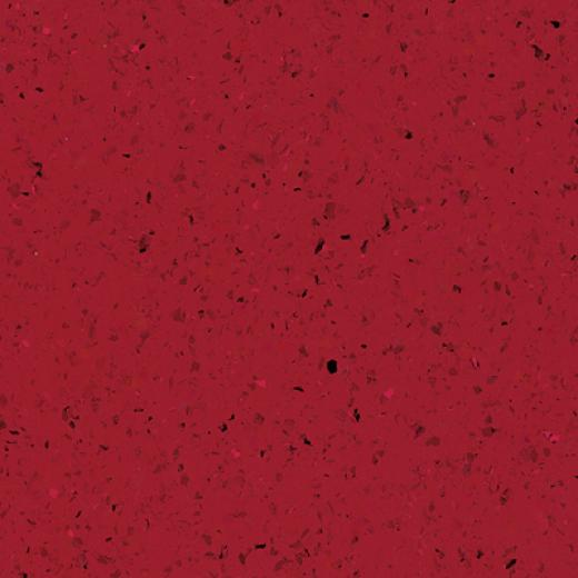 Azrock Solidair Royal Red Vinyl Flooring