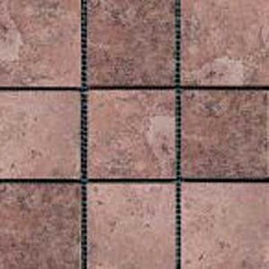 Azuvi Austin Mosaic 4 X 4 Noce Tile & Stone