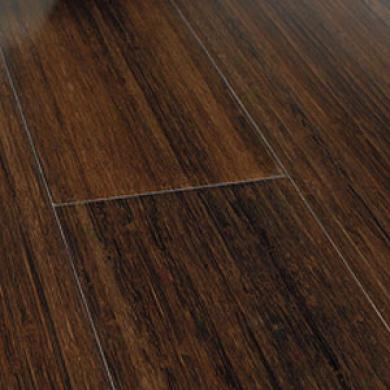 Bamboo By Natural Cork Stained Bamboo Engineered Chestnut Bamboo Flooring