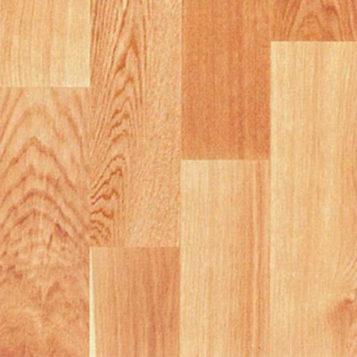 Barlinek Barclick 2-strip White Oak Hardwood Flooring