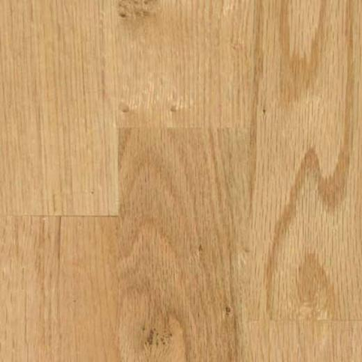 Barlinek Barclick 3-strip Red Oak Hardwood Flooring