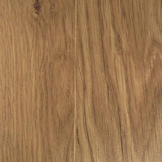 Bhk Visions - V-joint 4 Edges Beveled Colonial Oak Laminate Flooring