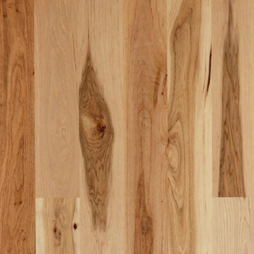 Boen Canyon Plank Hickory Canyon Hardwpod Flooring