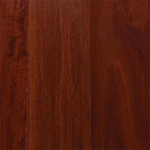 Br111 Engineered 6 1/4 Santos Mahogany Hardwood Flooring