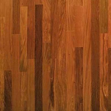 Br111 Indusparquet 5/16 Santos Mahogany Hardwood Flooring