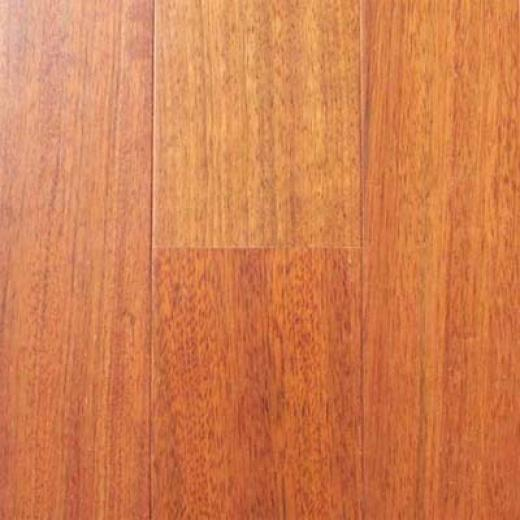 Br111 Indusparquet 7/16 Amendoim Hardwood Flooring
