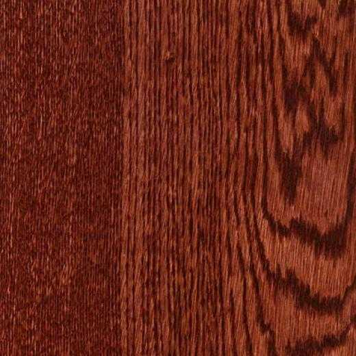 Bruce Liberty Plains Plank 3 Oak Bordeaux Hardwood Flooring