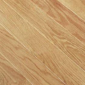 Bruce Natural Choice Low Gloss Strip Red Oak Natural Hardwood Flooring