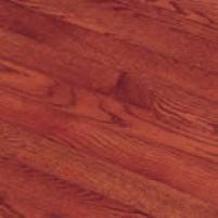 Bruce Natural Choice Low Gloss Strip White Oak Cherry Hardwood Flooring