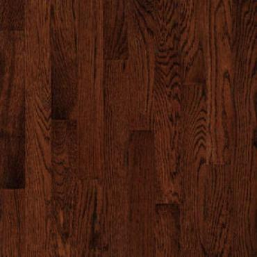 Bruce Natural Choice Low Gloss Strip Whitd Oak Sierra Hardwood Flooring