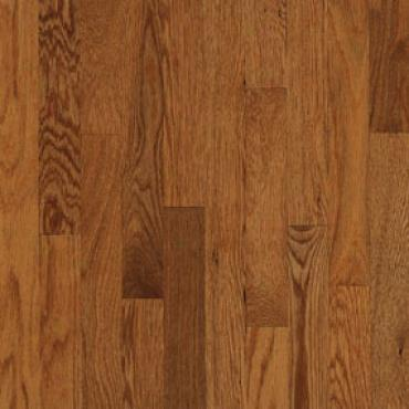Bruce Natural Choice Bel~ Gloss Strip Oak Gjnstcok Hardwood Flooring