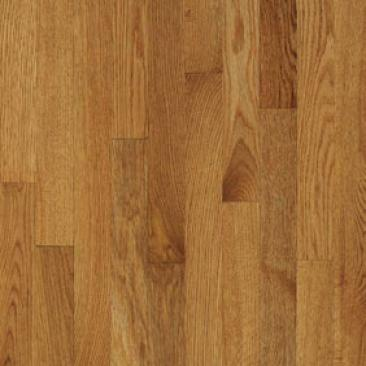 Bruce Natural Choice Low Gloss Strip White Oak Dexert Natural Hardwood Flooring