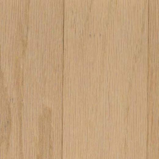 Bruce Rivedside Plank Ivory White Hardwood Flooring