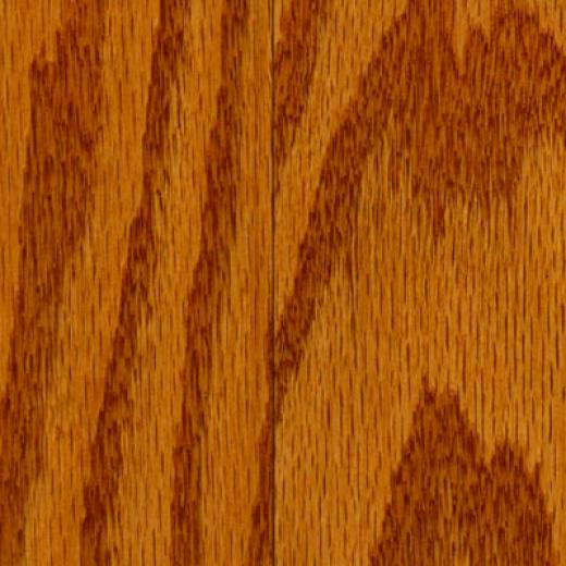 Bruce Townsville Low Gloas Strip Butterscotch Hardwood Flooring