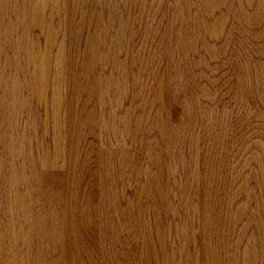 Bruce Turlington Lock & Fold Hickory 5 Falcon Brown Hardwood Flooring