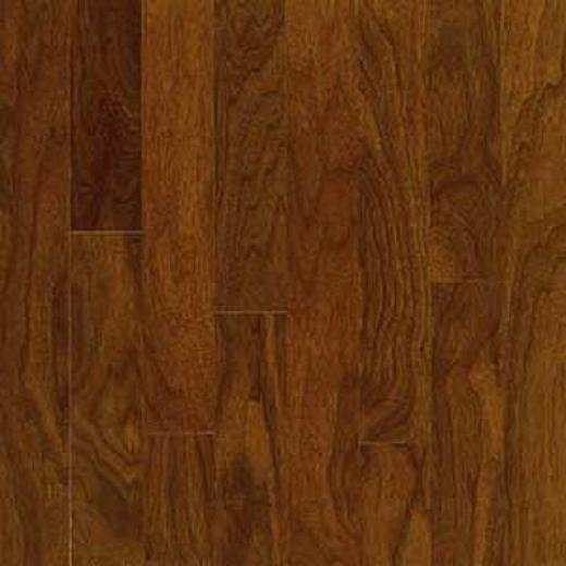Bruce Turlington Lock & Fold Walnut 5 Autumn Brown Hardwood Flooring