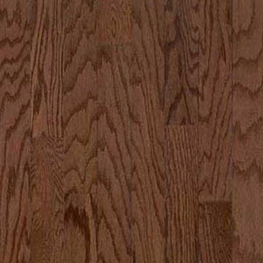 Bruce Turlington Lock & Fold Oak 5 Saddle Hsrdwood Flooring