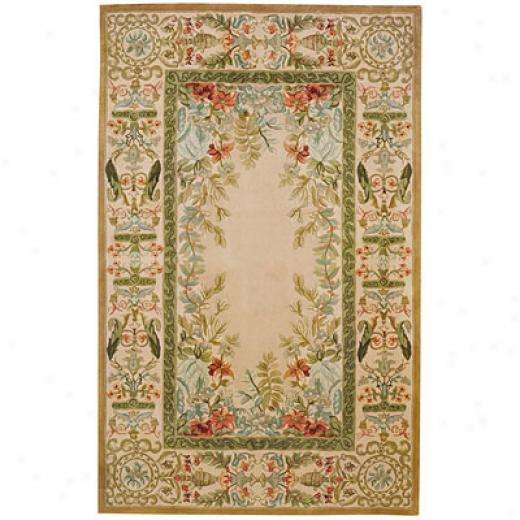 Capel Rugs Antoinette 2 X 3 Champagne Area Rugs