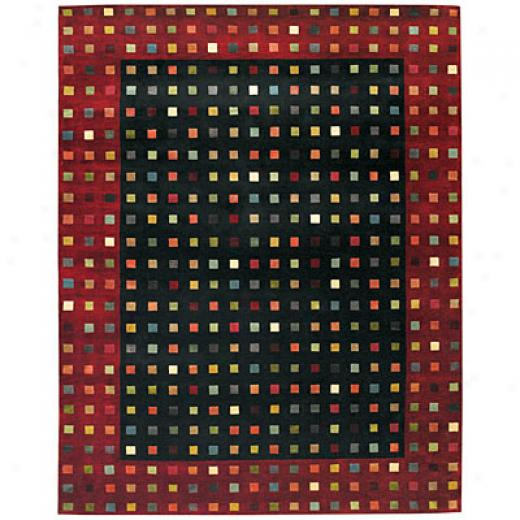 Capel Rugs Crystalle - Chips 2 X 3 Onyx Area Rugs