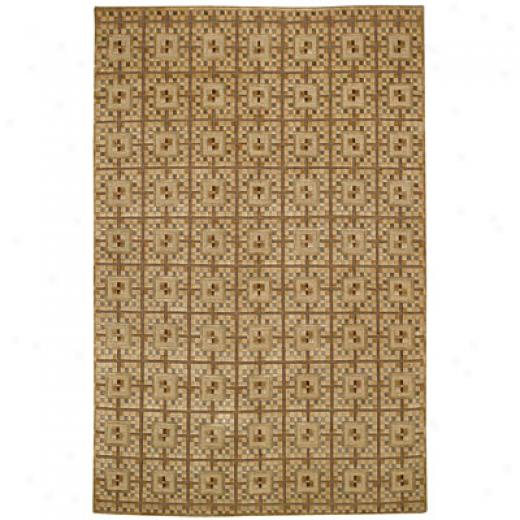 Capel Rugs Crystalle - Terazzo 5 X 8 Harvest Area Rugs