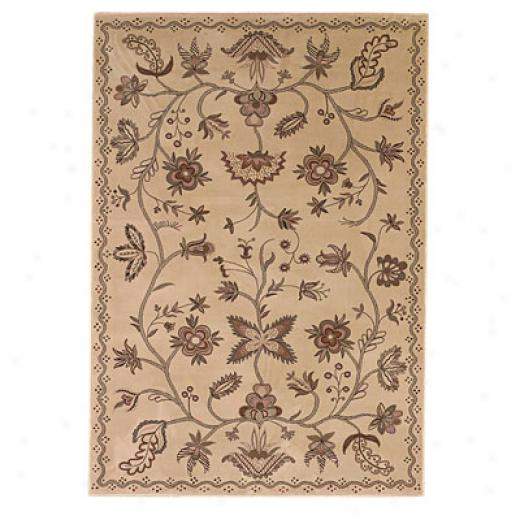 Capel Rugs Estates - Somerset 5 X 8 Antiquebeige Region Rugs