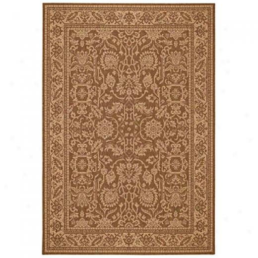 Capel Rugs Finesse - Peonis 3 X 5 Coffeecream Area Rugs
