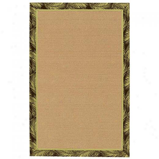 Capel Rugs Frascati 4 X 6 Fronds Area Rugs