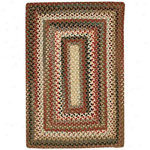 Capel Rugs High Country 7 X 9 Canyon Area Rugs