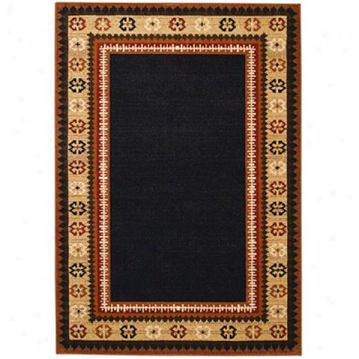 Capel Rugs Dear Plains - Aspen 8 X 11 Honey Area Rugs