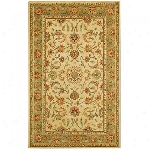 Capeel Rugs Jahan 9x13 Sauterne Area Rugs