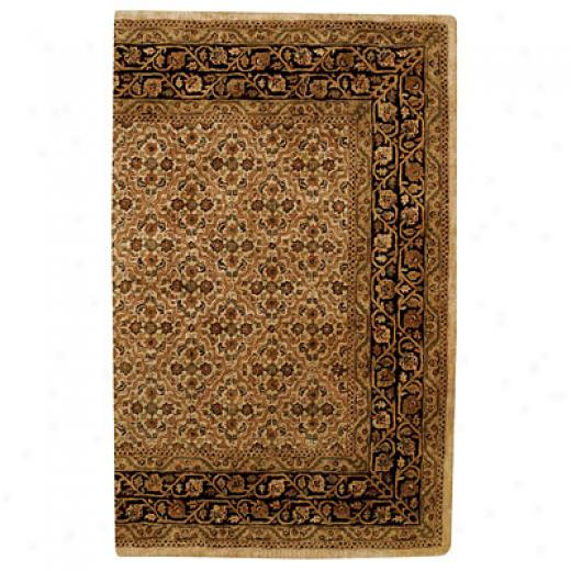Capel Rubs Mahal-bahktiar 3x5 Copper Area Rugs