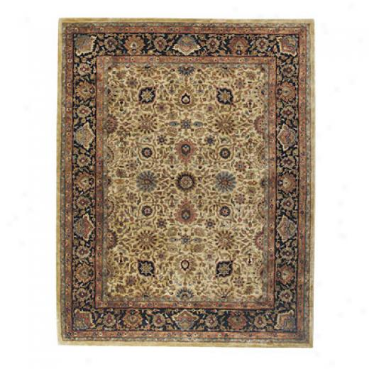 Capel Rugs Mahal-keshan 3x5 Gold Area Rugs