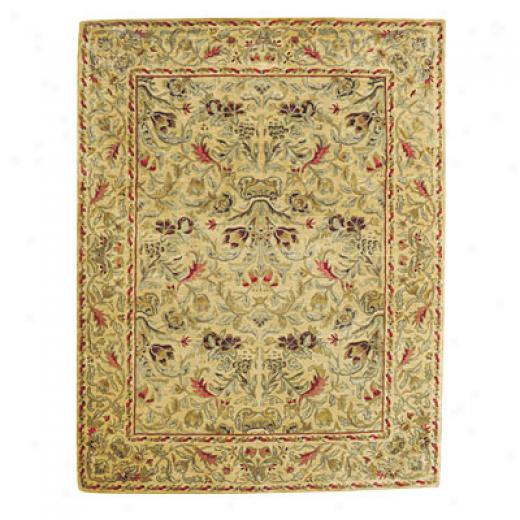 Capel Rugs Marthas Vineyard 7x9 Barley Area Rugs