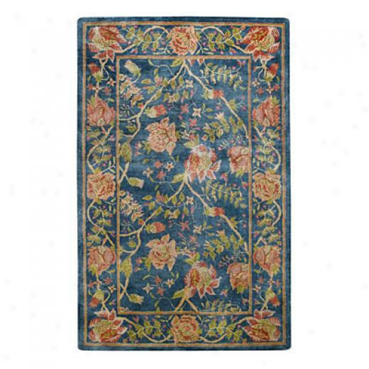 Capel Rugs Marthas Vineyard 7x9 Azure Area Rugs