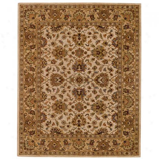 Capel Rugs Mumtaz - Meshed 10x14 Ivorychampagne Area Rugs