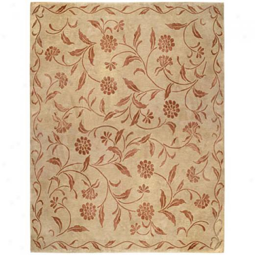 Capel Ruugs Nepal Passage Ii 2x3 Champagne Area Rugs