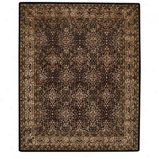 Capel Rugs Regal - Ag5a 3 X 5 Black Area Rugs
