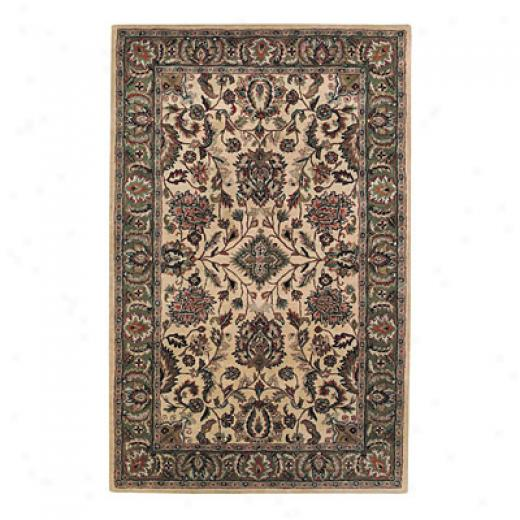 Capel Rugs Regal - Fereghan 3 X 5 Woodash Area Rugs
