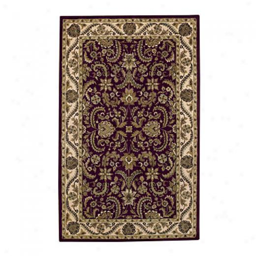 Capel Rugs Regal - Meshed 5 X 8 Pompsii Area Rugs