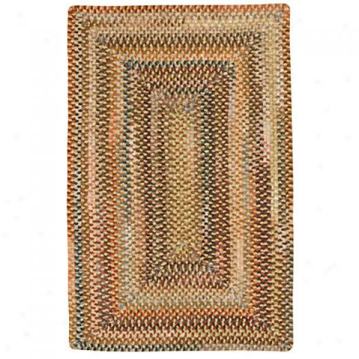 Capel Rugs Shadowbox Juliette 5 X 8 Honey Area Rugs