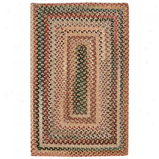 Capel Rugs Shadowbox Linden 2x4 Wheat Area Rugs