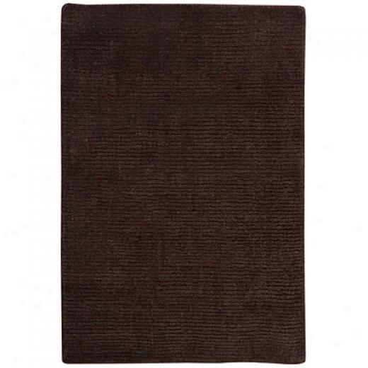 Capel Rugs Stoneridge 5 X 8 Chocolate Area Rugs