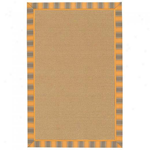 Capel Rugs Sun Porch 8 X 11 Mango Area Rugs