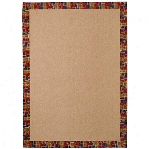 Capel Rugs Trivia 10x13 Scarlet Area Rugs